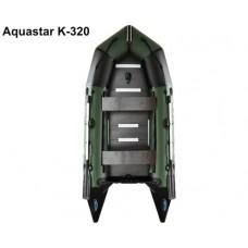 Килевая надувная лодка Aquastar K-320