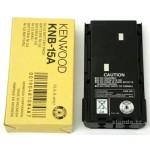 Аккумуляторная батарея Kenwood KNB-15A усиленная