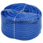 Фал для якоря 10мм. синий