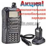 Радиостанция Quansheng TG-UV2 и зарядка от прикуривателя