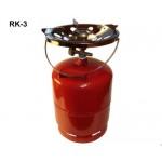 Газовая горелка «Пикник RK-3»