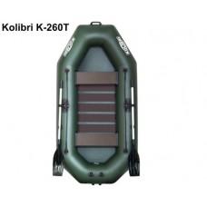 Гребная надувная лодка Kolibri K-260T