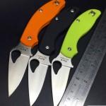 Складной нож G10