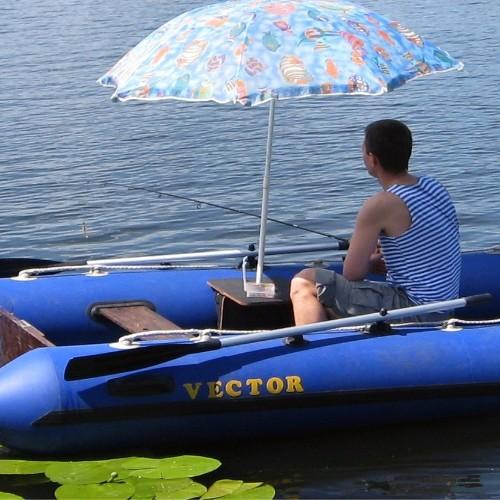купить эхолот для рыбалки на надувной лодке