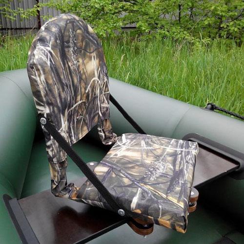 Кресла в лодку для рыбалки своими руками 24